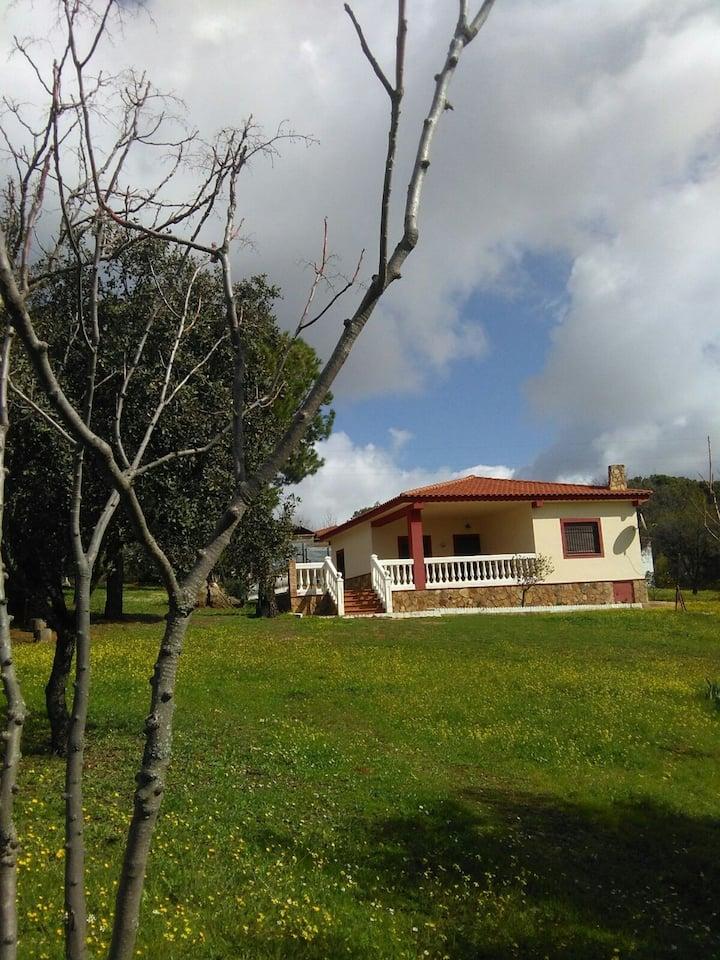 Chalet Rural Encinar
