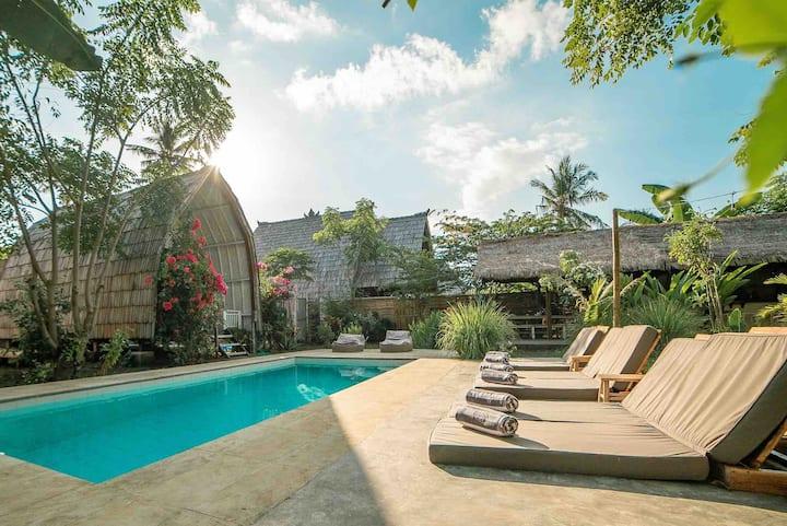 Musa private villa  2 pax