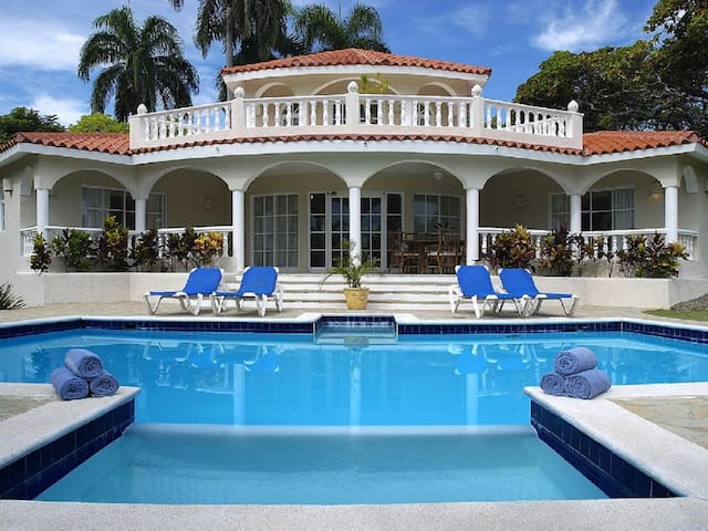 Luxurious 4+  Bedroom Villas from $199/day - Puerto Plata - Villa