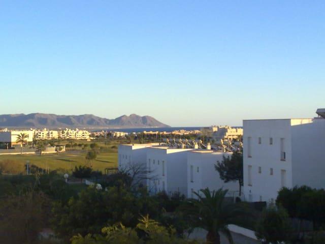 Beach & golf penthouse apartment - Retamar - Apartemen