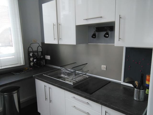 Nice flat in central location - Lille - Apartemen