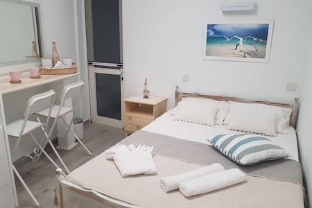 Cozy and small apartment, 5 minutes from the beach