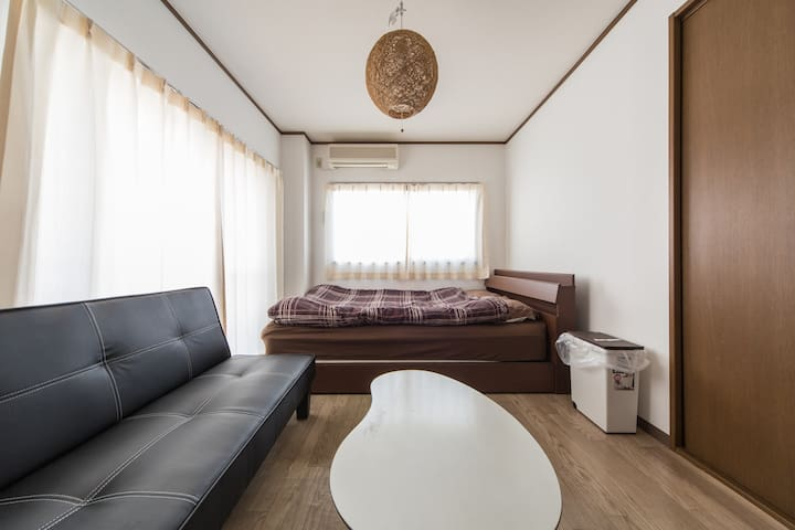 Only500m to JR Nijo station!(3) - Kyoto - Apartment