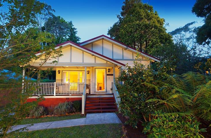 Brantwood Cottage Luxury Accommodation Blackheath