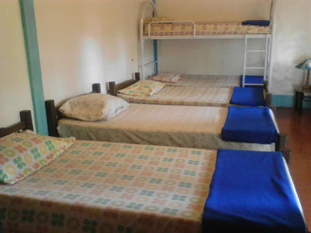 Cozy Room for Four (or Five) - Baguio - Bed & Breakfast