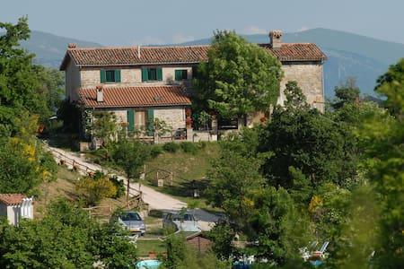 Il Palazzetto - Gubbio (3 pax ) - Wohnung
