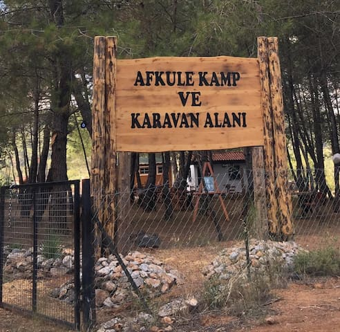Afkule kamp ve karavan