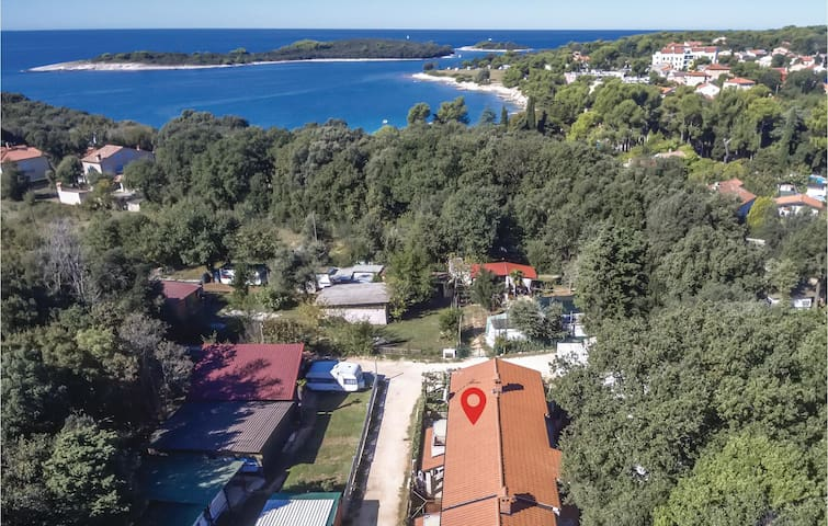 Holiday apartment with 1 bedroom on 27m² in Pula
