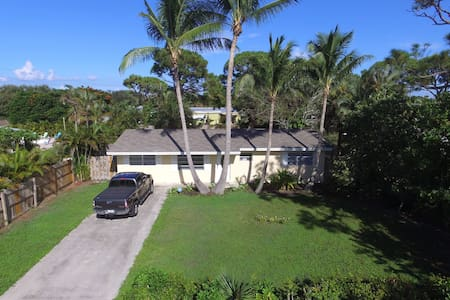 Beautiful Peaceful Beach House Minutes From Beach!