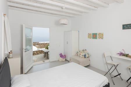 WH3- studio in fanari mykonos - Míkonos - Apartment