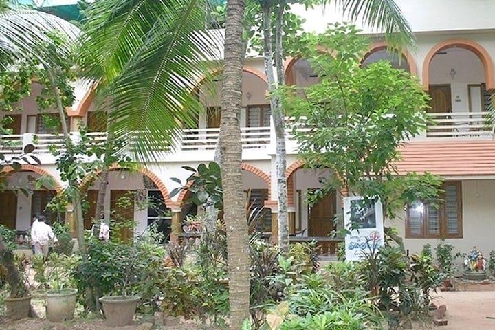 SeaBreeze ROOM 107 – Kovalam Kerala India