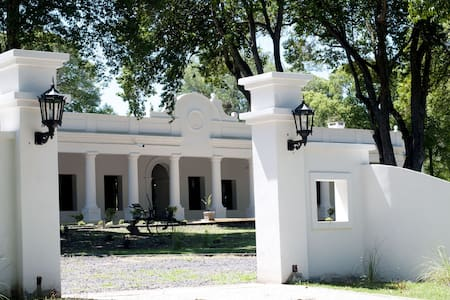 ESTANCIA LA HUNGRÍA 1892 - House