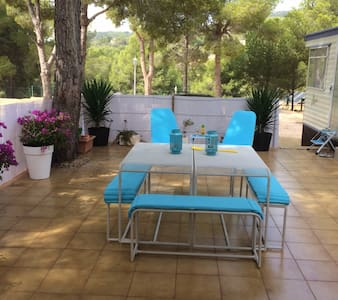 Lovely mobile home in Finestrat close to Benidorm - Finestrat