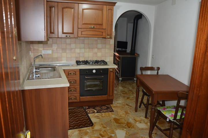 Flat a few minutes from 5 terre - Carrodano  - Apartment