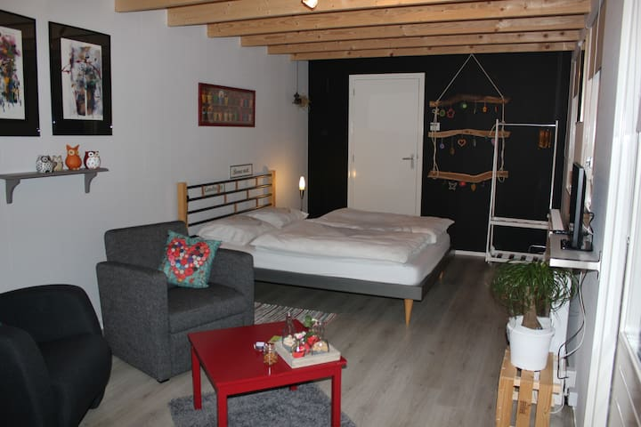 Mooie Bed and Breakfast nabij Den Bosch - Haarsteeg - Szoba reggelivel