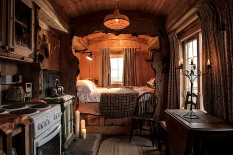 Charming and Unique Shepherd's Hut