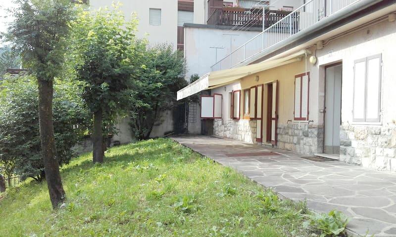 Appartamento nel cuore di Cortina - Cortina d'Ampezzo - Huoneisto