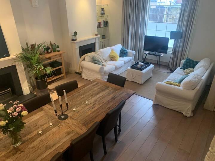 BIG double room  + Patio