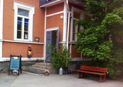 Retkeilymaja Virkkula, Youth hostel Virkkula - Kuopio - Asrama