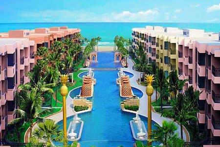 Luxurious beach front condo with BEST location - Hua Hin - Osakehuoneisto