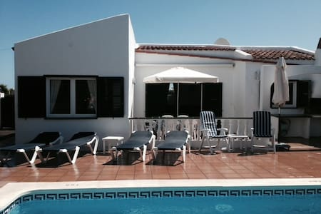3 bedroom private villa with pool - Cala en Porter - Vila