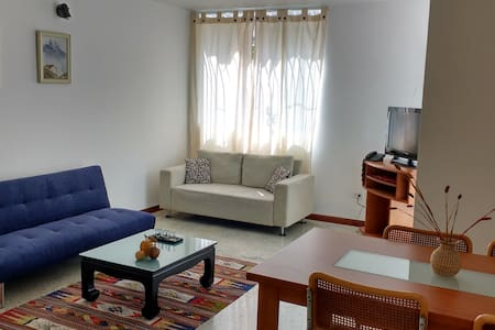 Comfortable apartment in Los Palos Grandes