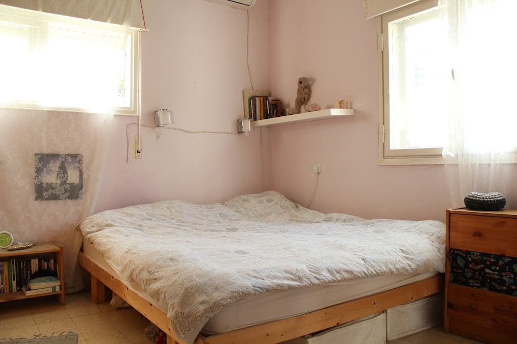 Your private bedroom