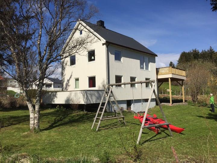 Hartvågen in Stamsund, Lofoten