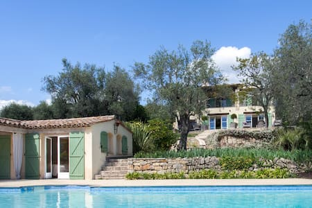 Fantastic south facing Villa - Opio