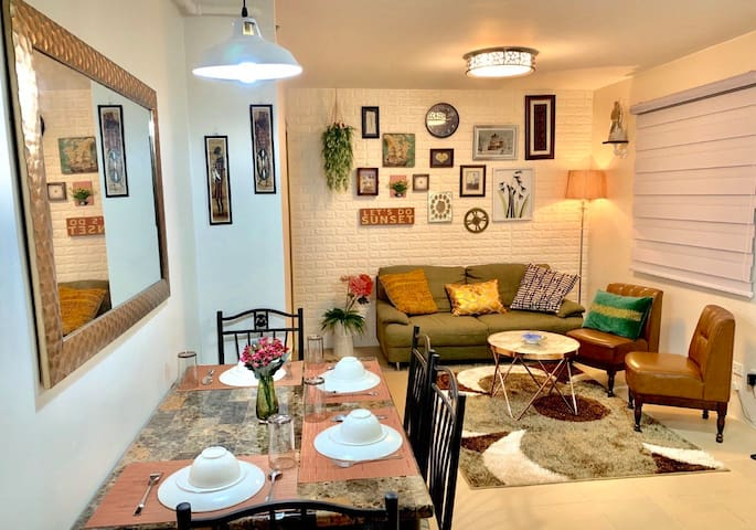 Eclectic2 low rise condo @ 8 Spatial in Davao.