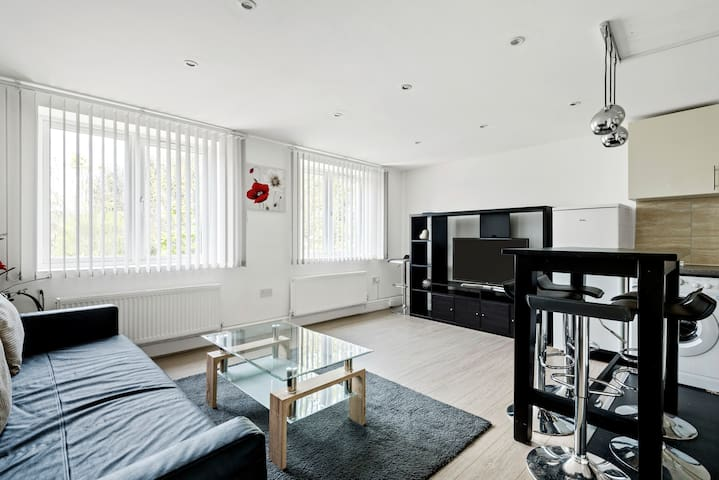 Sky Apartment D, 2 Bedroom apartment in Harringay