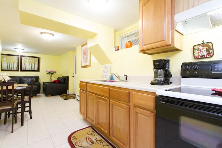 Small Cozy Apartment, Close To All - Brentwood - Apartemen