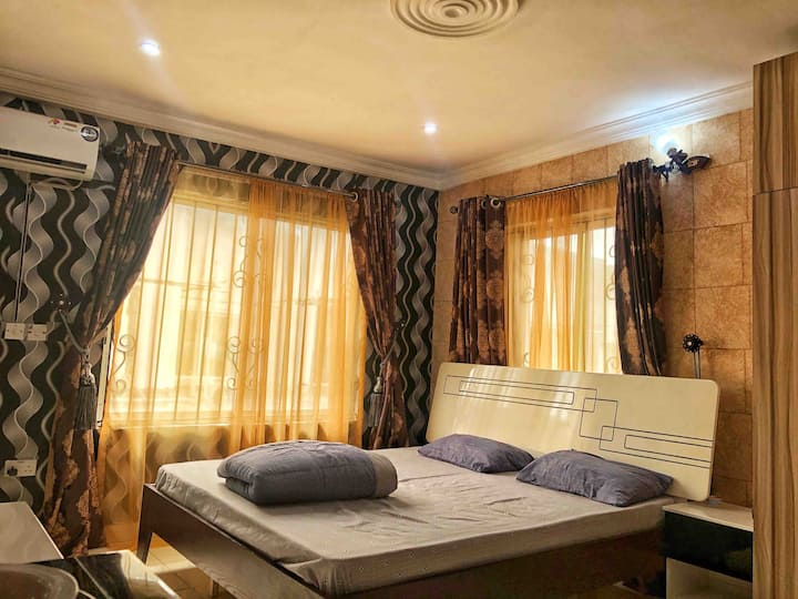 A Private Room Apartment in Ikate Lekki