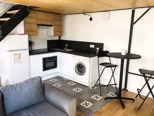 Studio Cosy Quartier Clos Jouve Cx rousse