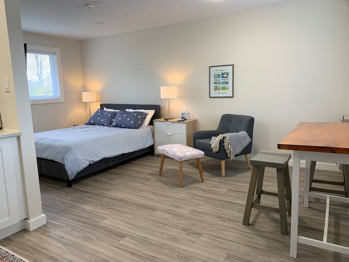 Fresh and Clean Suite #3 at Rankin Rentals