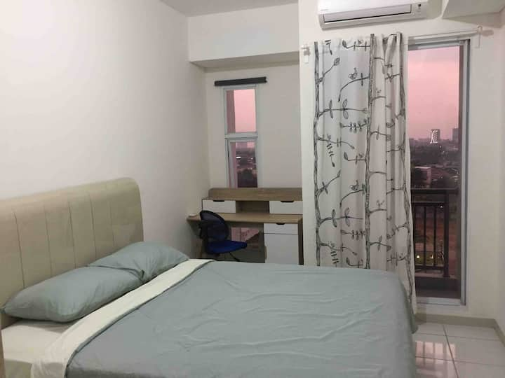 Apartment Akasa Serpong BSD Lovely  Studio Room