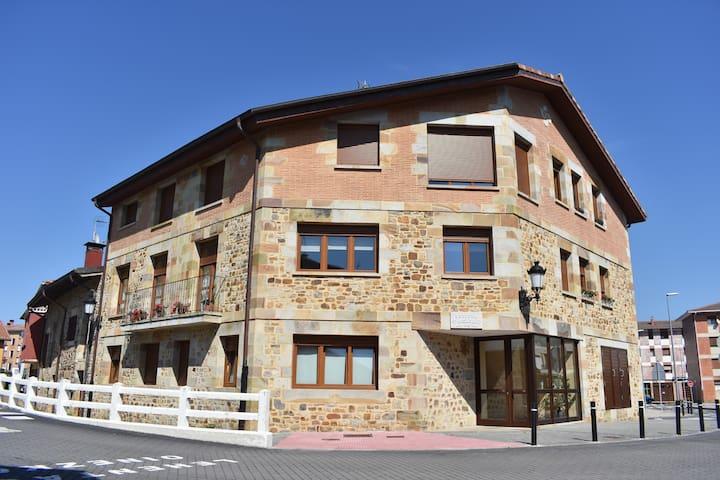 Apartamento rústico en un enclave único