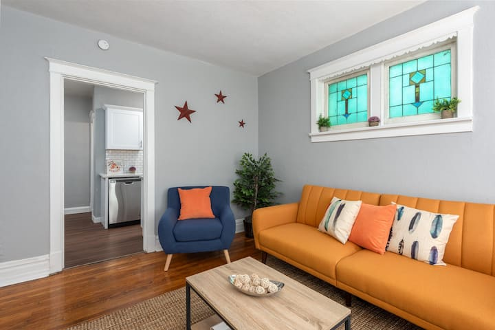 Charming & Historic 1BR