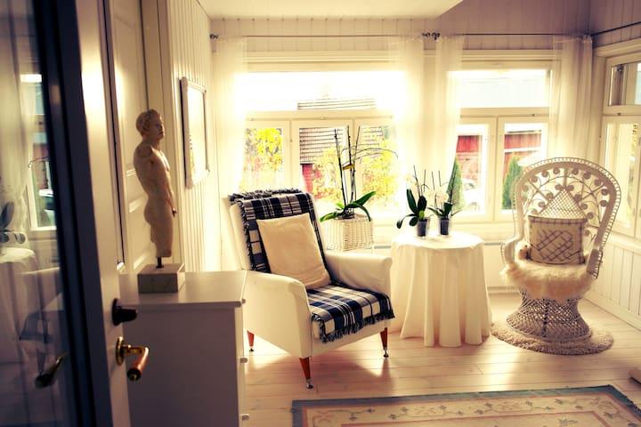 Peaceful Villa Orchid