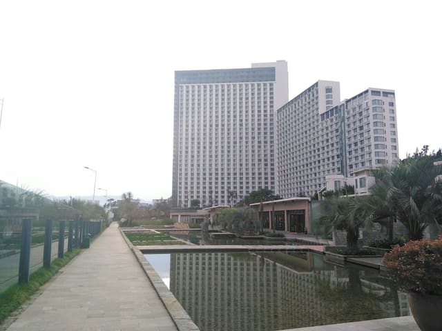 澄江抚仙湖精致公寓酒店 - Yuxi - Huoneisto
