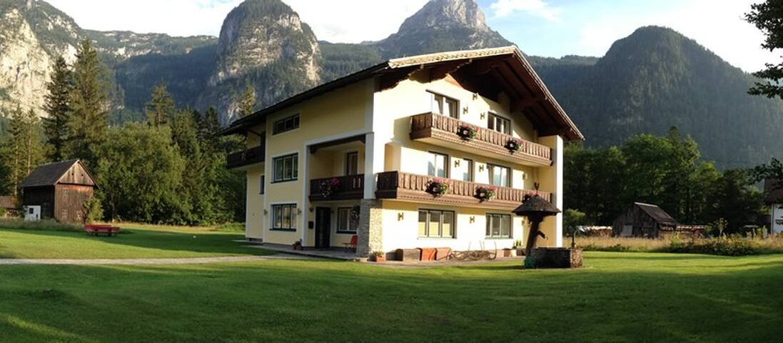 Apartment for 2 - Fab mountain views, nr Hallstatt - Obertraun - Appartement