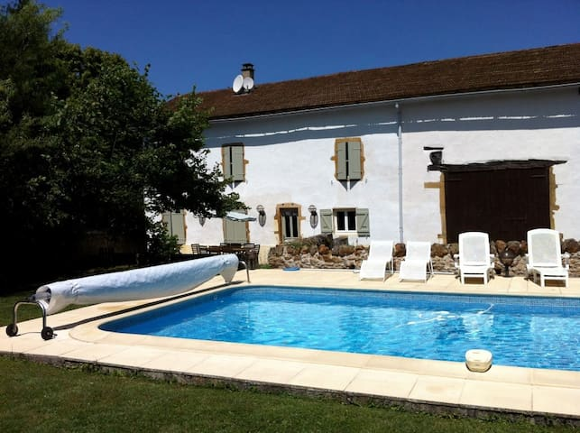 Lovely farmhouse with private pool.  Sleeps 8.