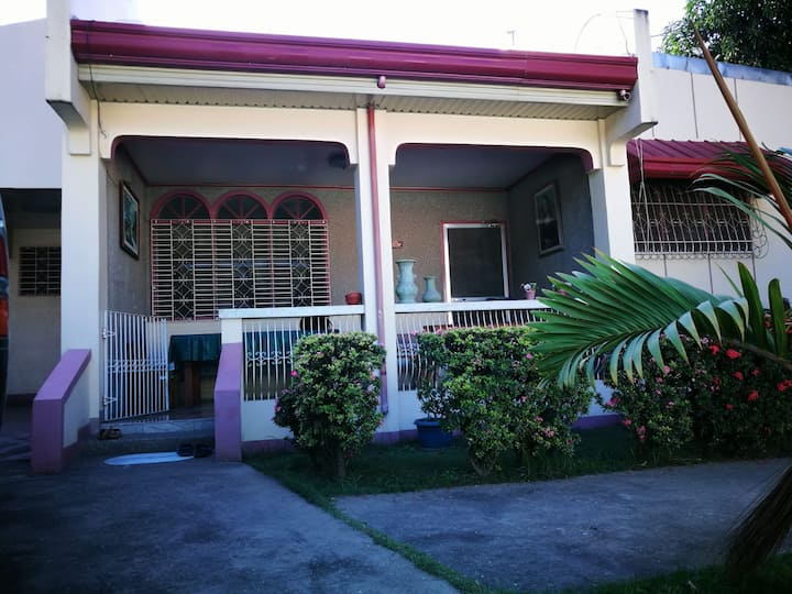 Free standing Zamboanga Home in Central Area