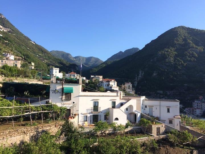 LA ZAGARA , rooms and suite, Amalficoast