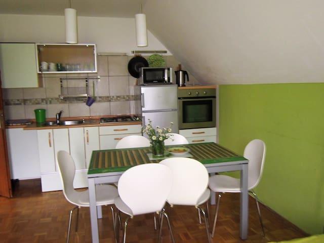 Apartam Kanin - Bovec - Lägenhet