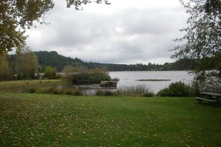 Cranberry Lake  King Garden Suite - Powell River - Pis