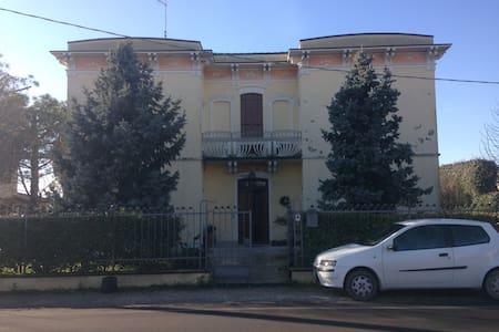 Villa antica stile liberty anno 1903 - Villa Bartolomea