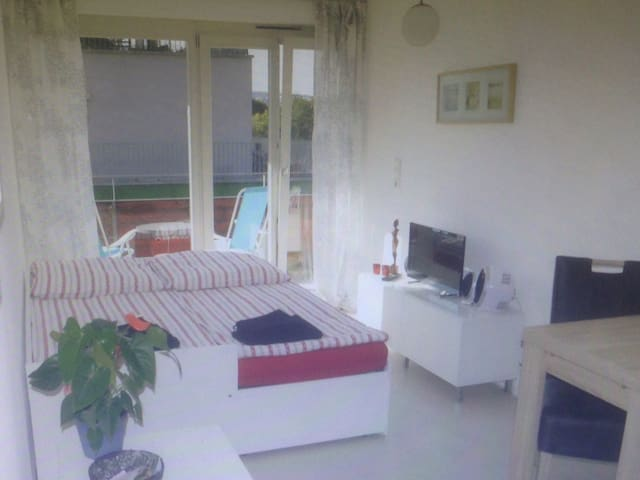 Xz hot house - Meiningen - Appartement
