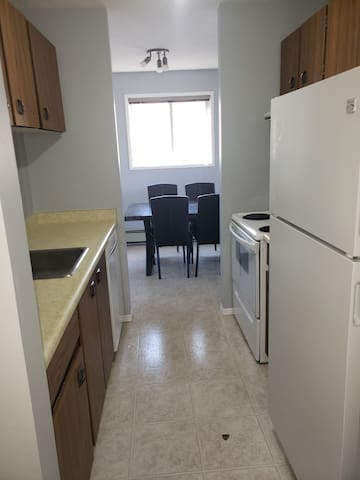 1 BED 1 BATH CENTRALLY LOCATED IN GRANDE PRAIRIE