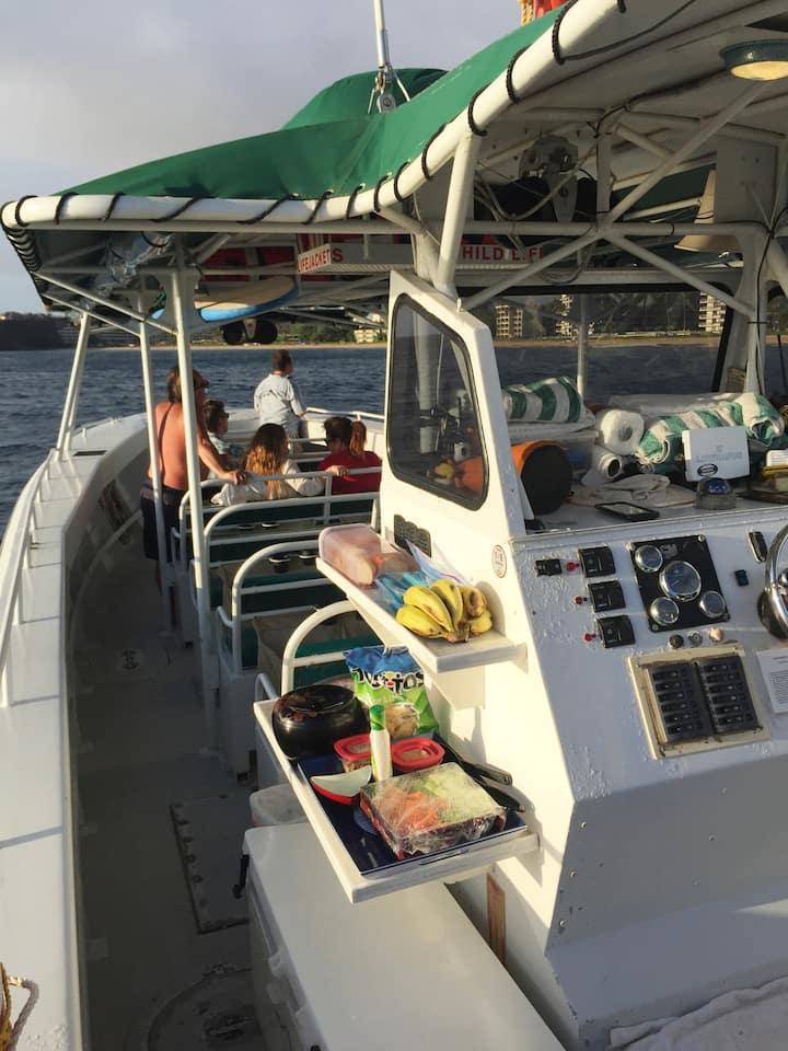 Sunset Seafood Dinner Cruise